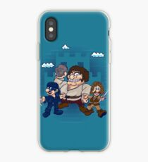 Have Fun Stormin' the Castle iPhone Case