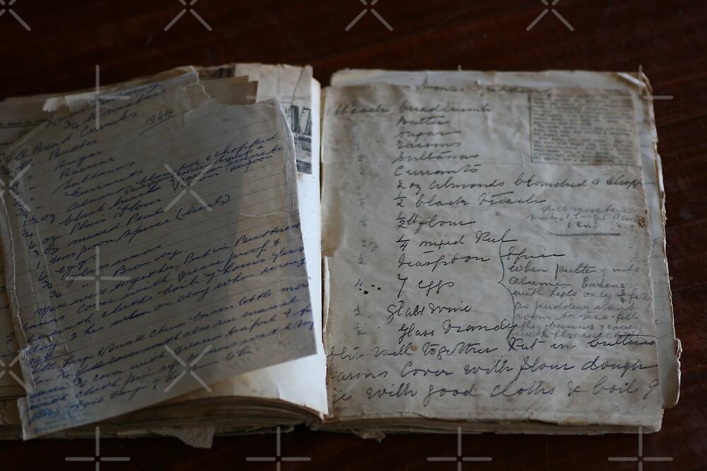 Nannie's Recipe book by Joy Watson