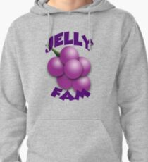 Jelly Fam Grapes Pullover Hoodie
