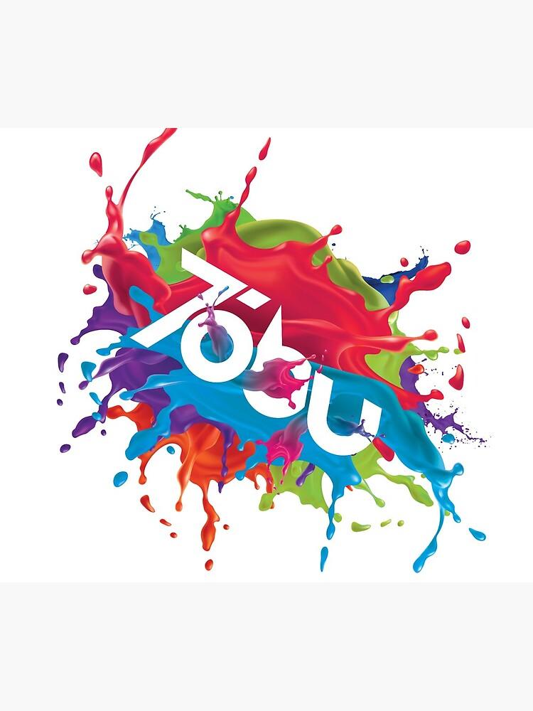 Colorful Tobu Splash by tobu