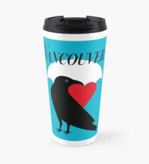 Vancouver Love Travel Mug