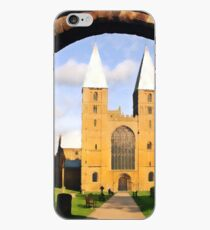 Southwell Minster 3 iPhone Case