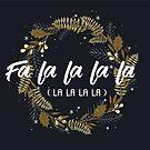 Fa La La (la la la la) by Megan Callaghan