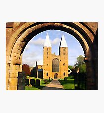 Southwell Minster 3 Photographic Print