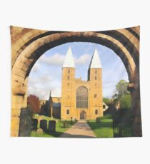 Southwell Minster 3 Wall Tapestry