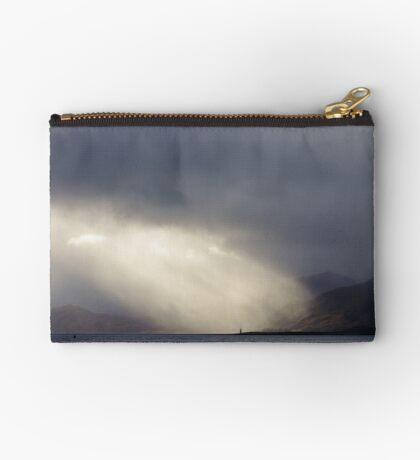 This Is The Point Zipper Pouch
