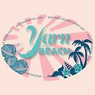 Yarn on the Beach by Kristin Omdahl