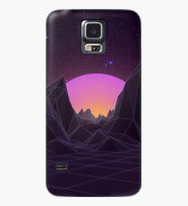 80s Retro Vaporwave Case/Skin for Samsung Galaxy