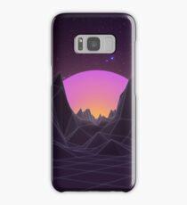 80s Retro Vaporwave Samsung Galaxy Case/Skin