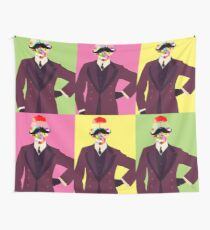The Candy Dandy Wall Tapestry