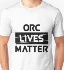 Orc Lives Matter Unisex T-Shirt