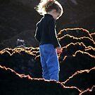 Cloud Walker by morphingdreams