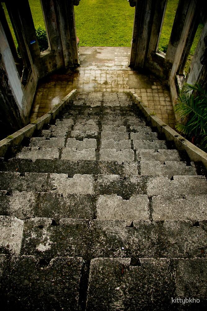 Steps by kittybkho