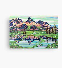 Gwillim Lakes Canvas Print
