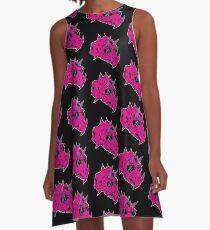 Triceraboss No. 1 A-Line Dress