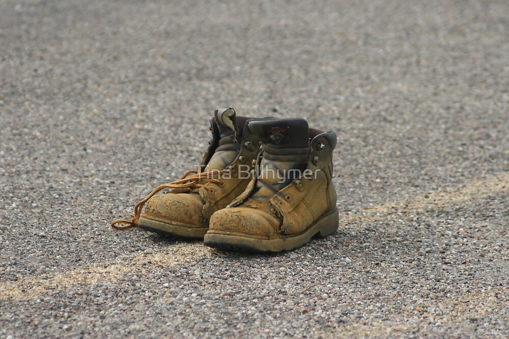Lonely Boots by Tina Billhymer
