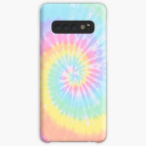 Rainbow tie dye Samsung Galaxy Snap Case