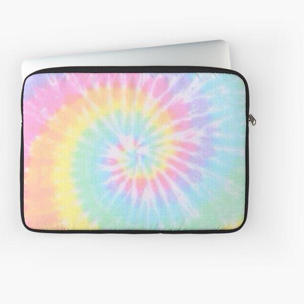 Rainbow tie dye Laptop Sleeve