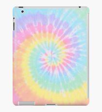 Regenbogen Tie Dye iPad-Hülle & Klebefolie