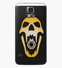 Blackbeard Skull Case/Skin for Samsung Galaxy