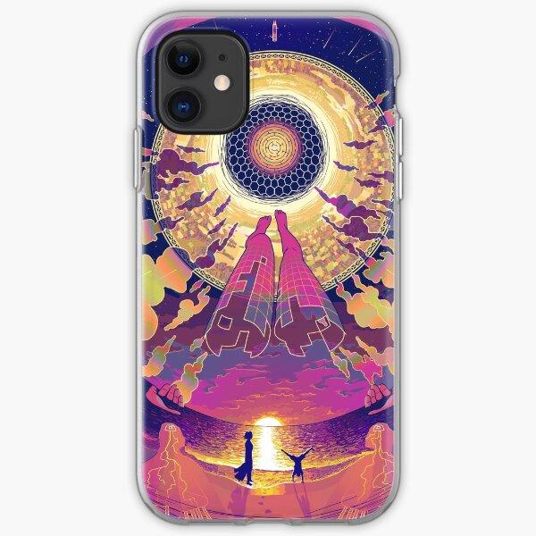 Neuromancer: Babylon iPhone Soft Case