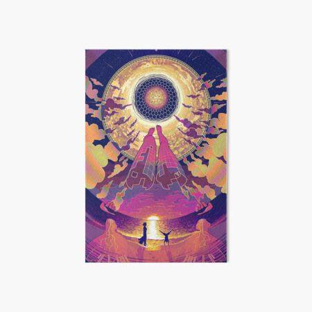 Neuromancer: Babylon Art Board Print