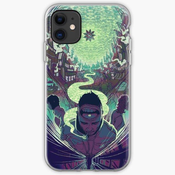 Neuromancer: Case iPhone Soft Case