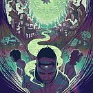 Neuromancer: Case by Kelly Knowles