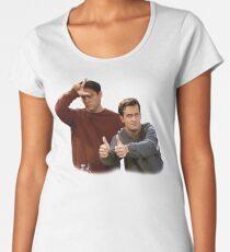 loser friendship Women's Premium T-Shirt