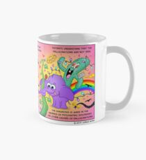 Charles Bonnet syndrome Mug