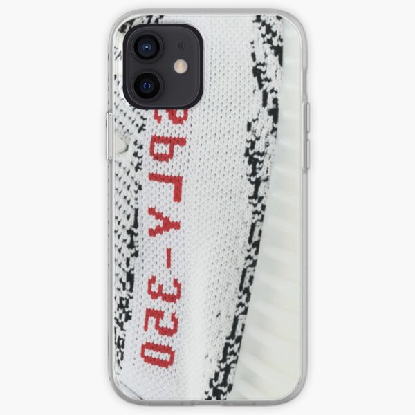Yeezy Boost 350 V2 Zebra - Phone Case iPhone Soft Case