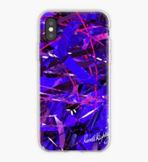 Purple Study iPhone Case