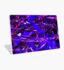 Purple Study Laptop Skin