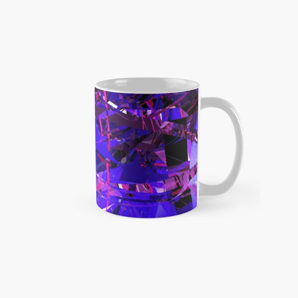 Purple Study Classic Mug