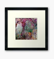 Qualia's Meadow R Framed Art Print