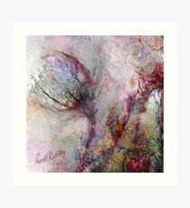 Qualia's Meadow L Art Print
