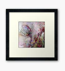 Qualia's Meadow L Framed Art Print