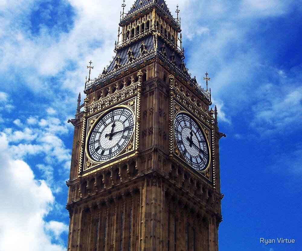 Big Ben by Ryan Virtue