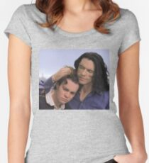 The Room Tommy Wiseau Women's Fitted Scoop T-Shirt