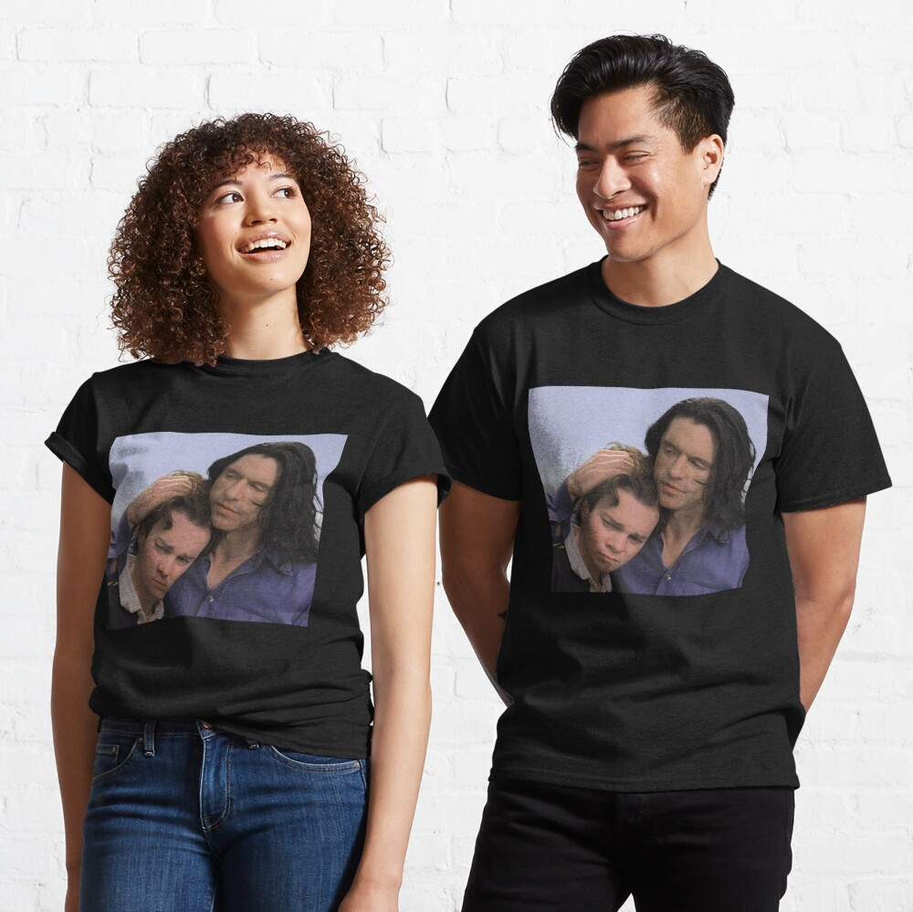 The Room Tommy Wiseau Slim Fit TShirt Gift Trending Design T Shirt