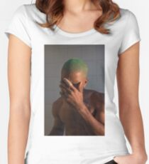 Frank Ocean Blonde Women's Fitted Scoop T-Shirt