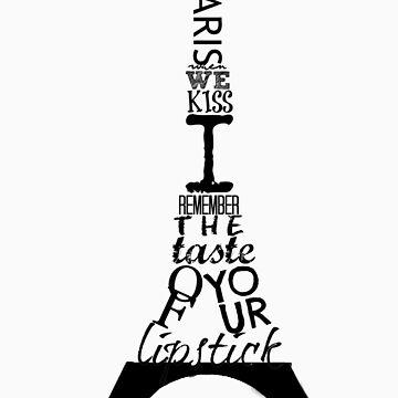 We're So Paris by echosingerxx