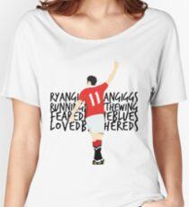 Ryan Giggs Ryan Giggs Women's Relaxed Fit T-Shirt