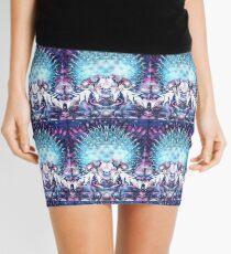 Psytrance-pinenut Mini Skirt