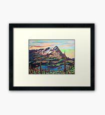 Kokanee Paradise Framed Print