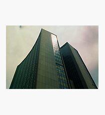 Big City Skyline........the pastel set  #one Photographic Print