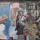L.A. Glitch Wall  by doval