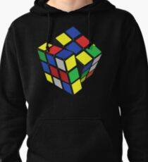 The cube Pullover Hoodie