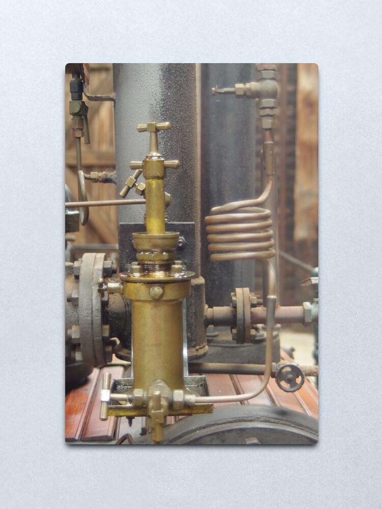 Alternate view of Yarloop XII Metal Print