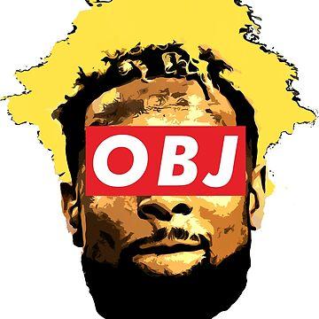 odell beckham jr  by frankheart